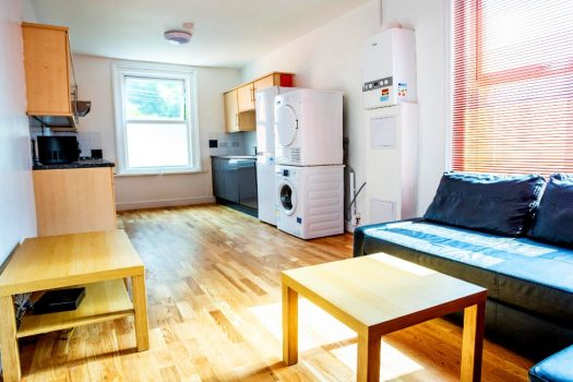 3 bed student flat Fawcett Road Portsmouth