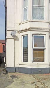2 bed student flat St Andrews Road Portsmouth