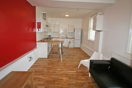 3 bed student flat St Andrews Road Portsmouth