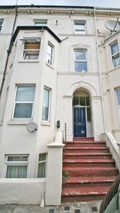 2 bed student flat Waverley Grove Portsmouth